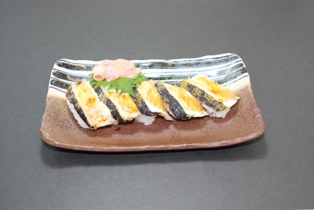 魚貴料理(うつぼのにぎり)
